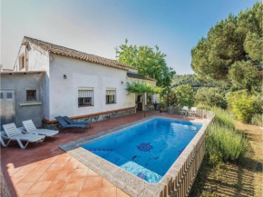 Four-Bedroom Holiday Home in Sant Iscle de Vallalta